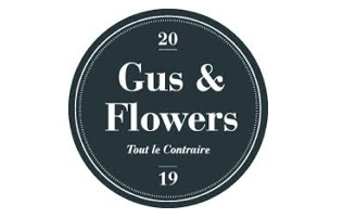 Logotipo Gus & Flowers
